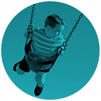 Kid Swinging